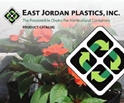 East Jordan Plastics -- Plant Trays, Growing Pots, Containers